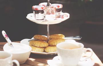 Bánh Scones cho tiệc trà chiều
