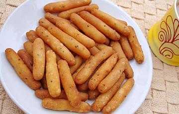 Bánh snack gạo giòn