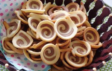 Bánh tai heo truyền thống