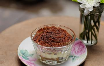 Bánh Tiramisu Cup