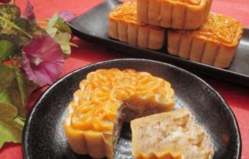 Bánh trung thu nhân dừa
