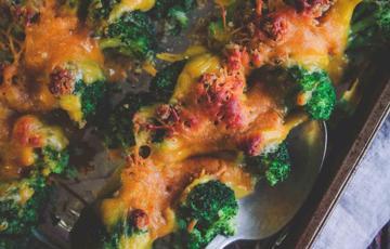 Bông cải xanh phô mai