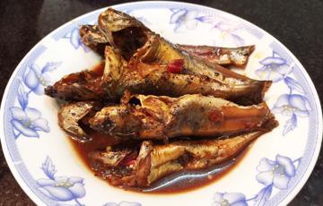 Cá chốt kho tiêu
