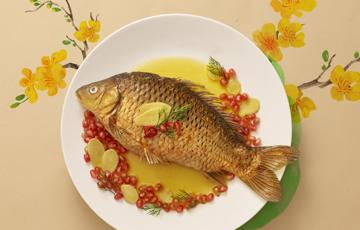 Cá hấp lựu