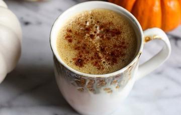 Cà phê bí đỏ