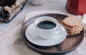 Espresso - Cà phê đen kiểu Ý