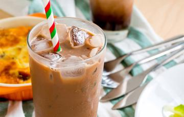 Cà phê sữa tươi