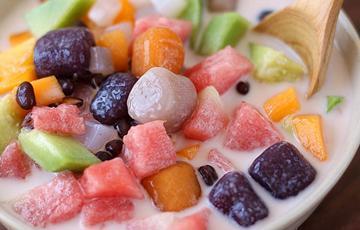 Chè trái cây kiểu Đài Loan