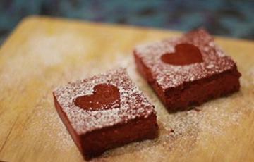 Cheesecake tình yêu