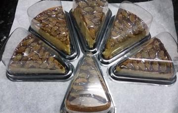 Chocolate grapes cake