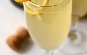 Cocktail rượu Champagne