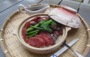Cơm niêu kiểu người Hoa