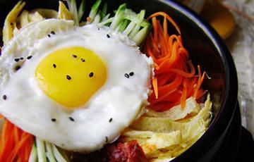 Cơm trộn kiểu Hàn Quốc