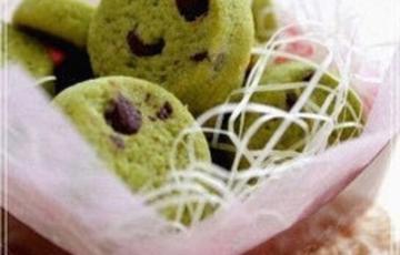 Cookie matcha choco chíp