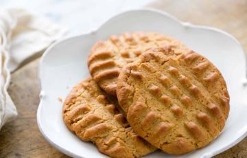 Cookies bơ đậu phộng