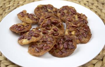 Cookies bơ đậu phộng kiểu Thái