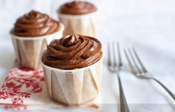 Cupcake cà phê