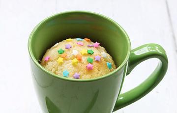 Cupcake hương vani