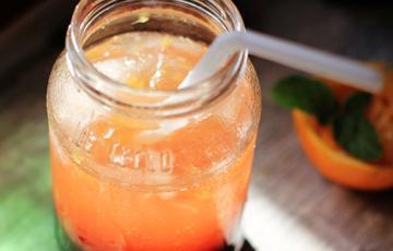 Mocktail mùa thu