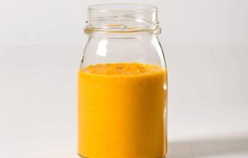 Nước sốt gừng cà rốt