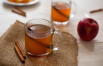 Nước táo quế - Apple Cider