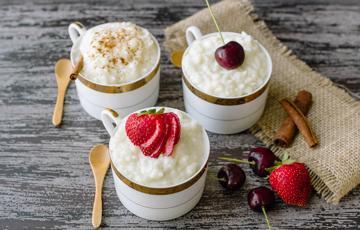 Rice Pudding - Pudding gạo