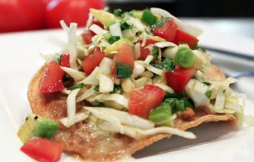 Salad bánh đa