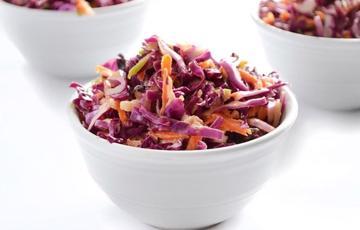Salad bắp cải đơn giản