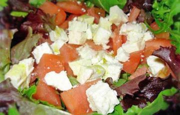 Salad cà chua với feta