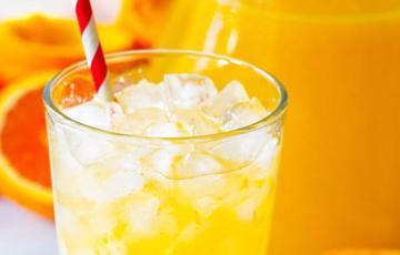 Soda nước cam