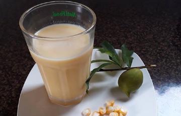 Sữa bắp thơm ngon tại nhà