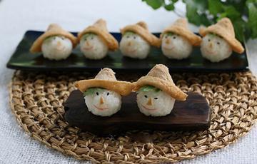 Sushi đậu hũ cao bồi