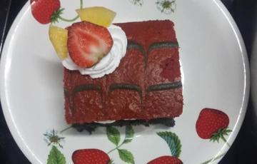 Takesumi Red Velvet Cake