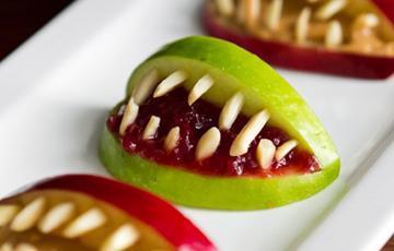Táo hình hàm răng