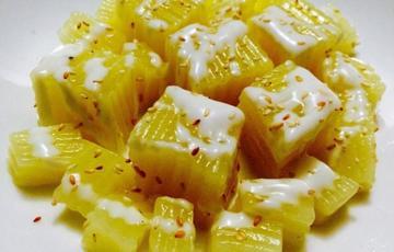 Thạch đậu xanh cốt dừa