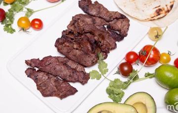 Thịt bò nướng nước tương