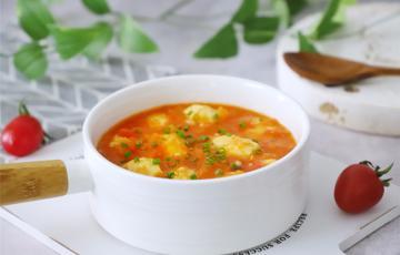 Thịt gà viên sốt cà chua thơm ngon