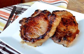 Thịt heo chiên đơn giản
