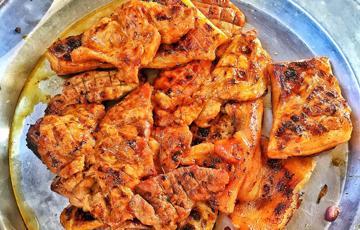 Thịt nướng đơn giản
