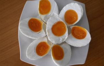 Trứng muối đơn giản