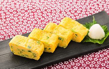 Trứng omelet kiểu Nhật - Tamagoyaki - Japanese omelet