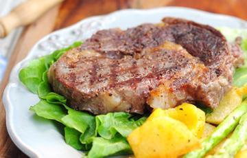 Tự làm thịt bò bít tết