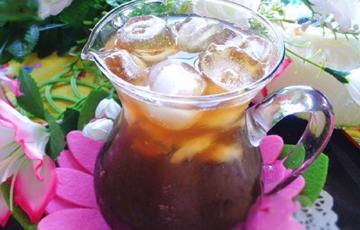 Tự làm trà bí đao tại nhà