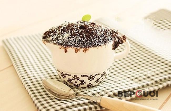 Bánh cacao nướng