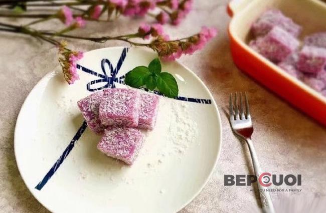 Bánh khoai lang sữa