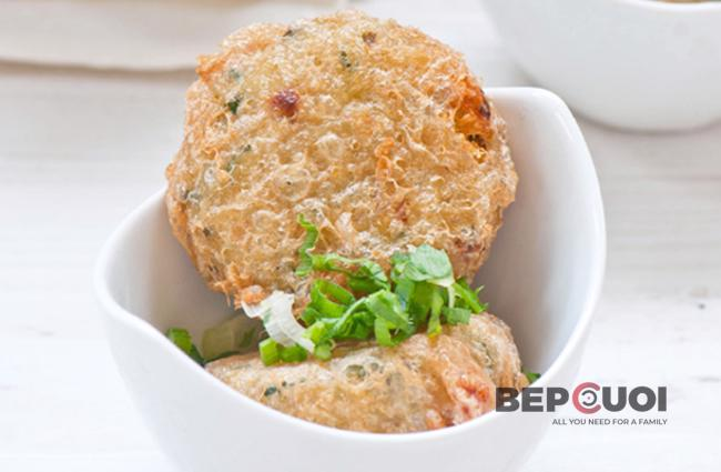 Bánh khoai tây