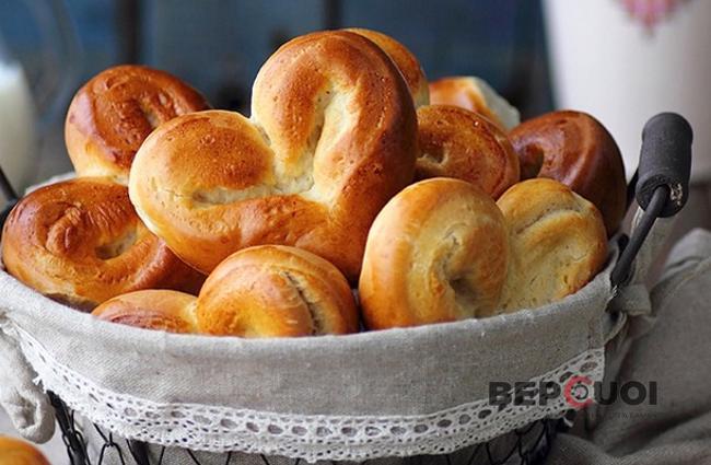 Bánh mì hình trái tim