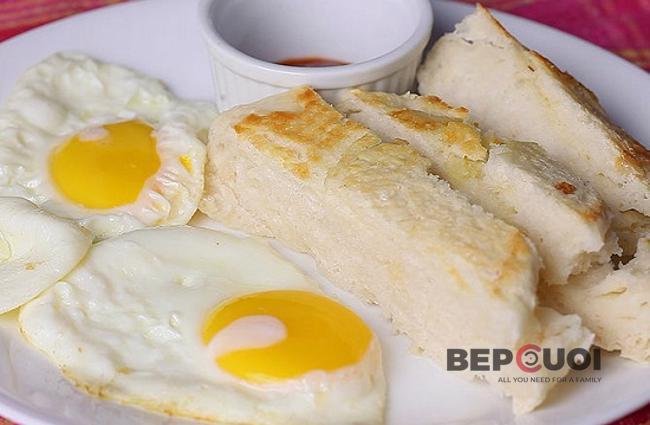 Bánh mì sữa bằng nồi cơm điện