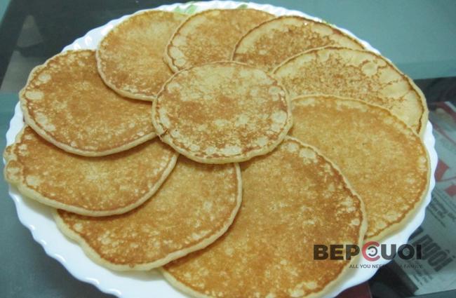 Bánh Pancakes