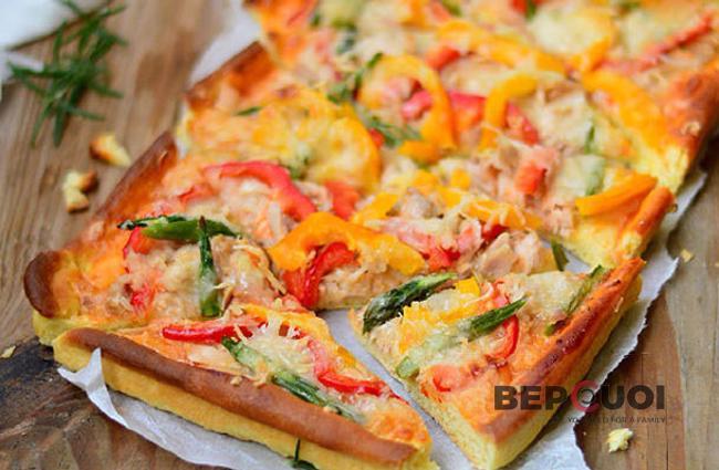 Bánh Pizza cơ bản